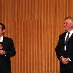 Prof. R. HAGIWARA - Chairman ISFC-20 et Prof. A.TRESSAUD