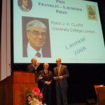 Robin Clark, lauréat 2008